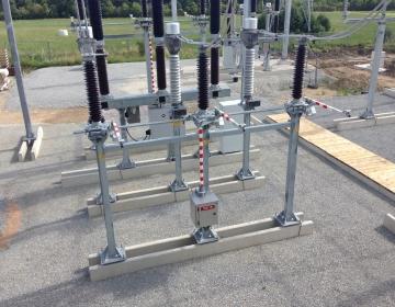 110 kV alajaama rekonstrueerimine (Omanikujärelevalve)